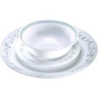 Corelle Livingware Country Cottage 12-Piece Dinnerware Set ...