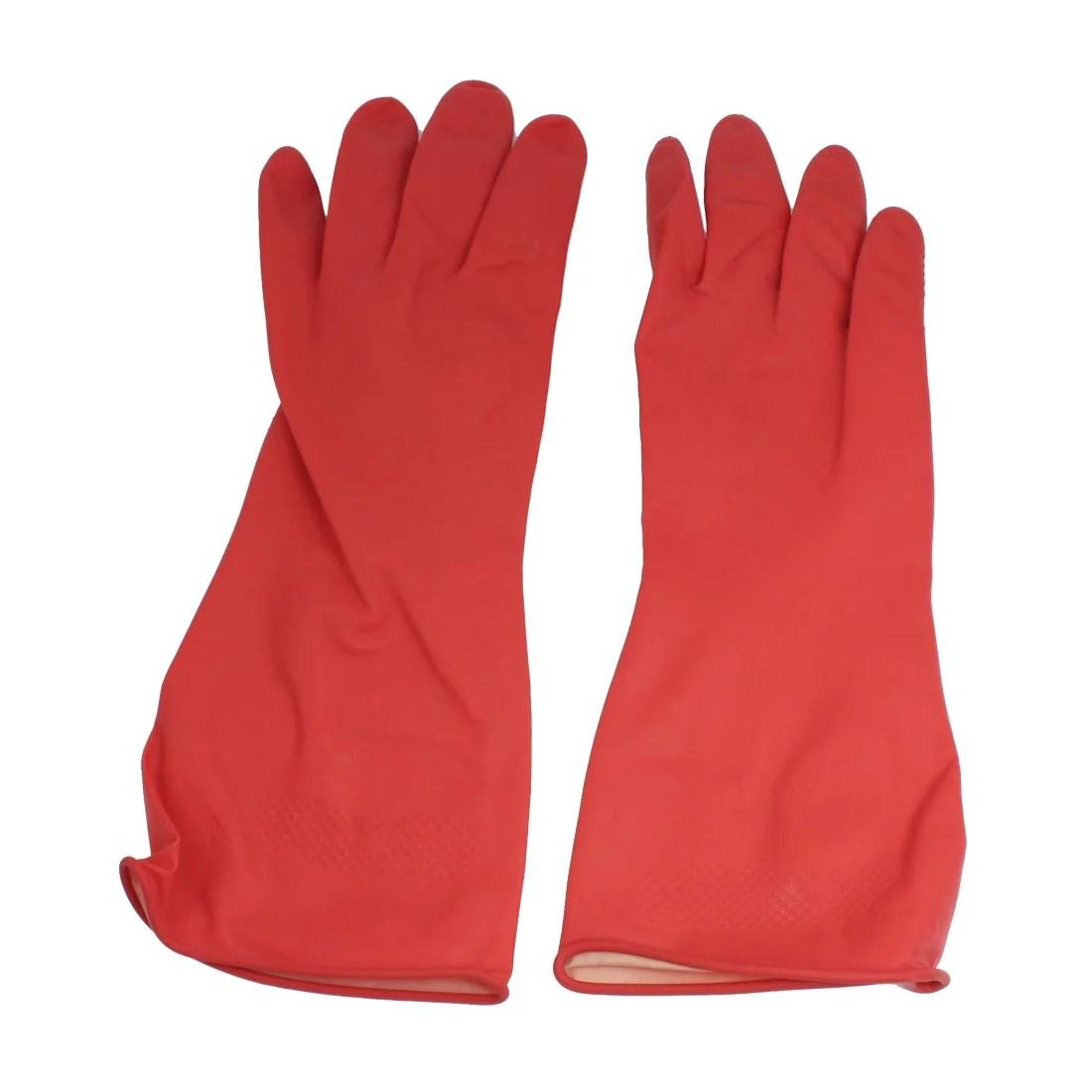 kitchen gloves faucet diverter unique bargains dishwashing wash clean latex rubber e5807cac 4c9b 4f72 a41c ed0c62b138af 1 a41d863eb0ca6497cec7bbb2f349701f jpeg odnbg ffffff