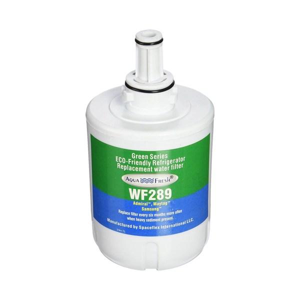 Replacement Aqua Fresh Da29-00003g Wf289 Water Filter Samsung Rfg237aars Refrigerator