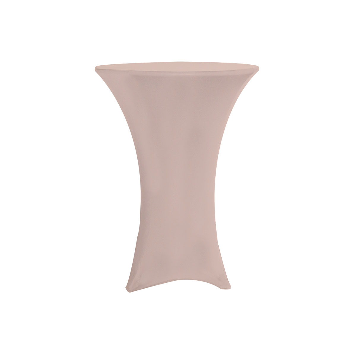 party chair covers walmart ritter dental parts your 30 inch highboy cocktail round stretch spandex table cover blush for wedding birthday patio etc com
