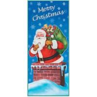 Night Before Christmas Door Decoration - Ciupa Biksemad