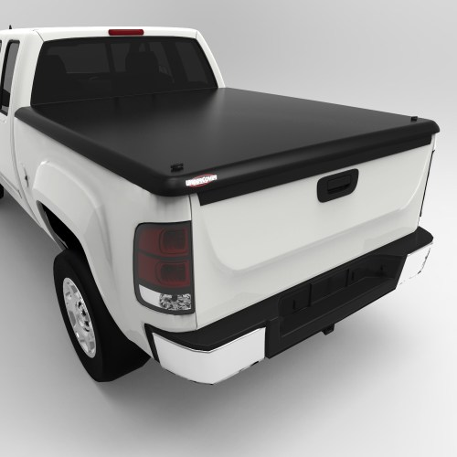 small resolution of undercover uc4010 00 06 tundra ext cab 6 5 tonneau cover with bed rail caps walmart com