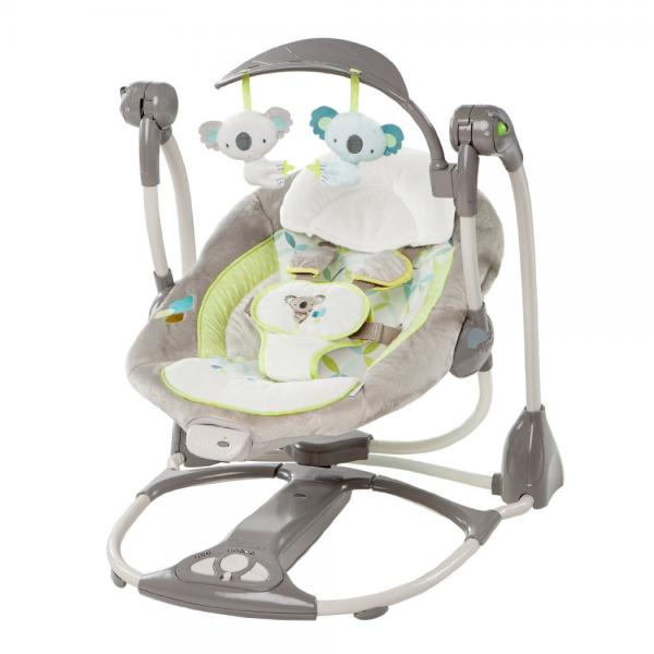 Ingenuity ConvertMe Swing2Seat Portable Infant Baby