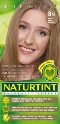Naturtint Permanent Hair Color 8N Wheat Germ Blonde