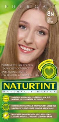 Naturtint Permanent Hair Color 8N Wheat Germ Blonde ...