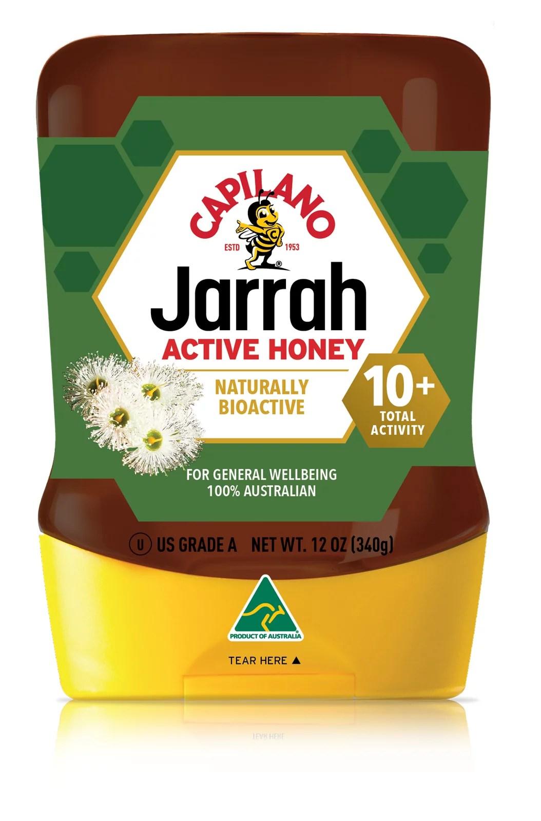 Capilano Jarrah 12oz Honey - Walmart.com - Walmart.com