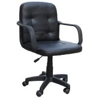 Homegear Wheeled Computer Desk Chair / Home Office Chair ...