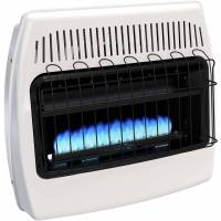 Dyna-Glo BF30NMDG 30,000 BTU Blue Flame Natural Gas Vent ...