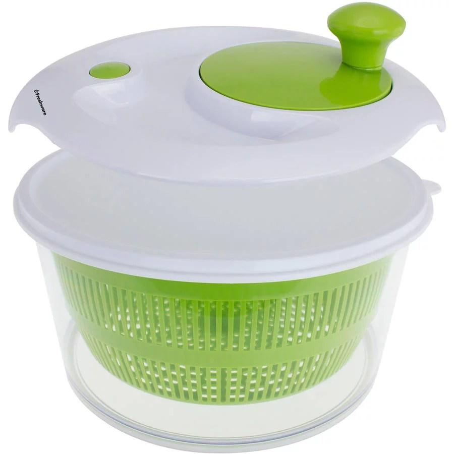 852163003837 UPC  Freshware Kt 503 Salad Spinner With