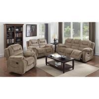 3-Pc Reclining Living Room Set - Walmart.com