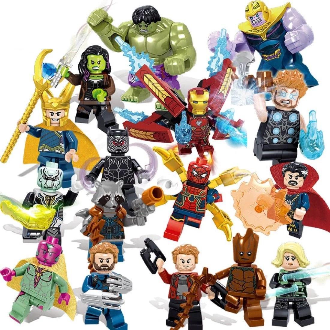 marvel super heroes avengers
