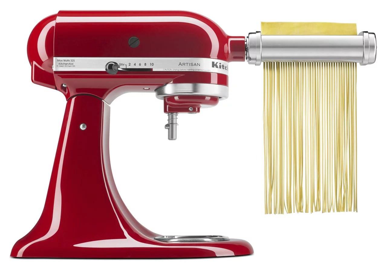 walmart kitchen aid mixer standing kitchenaid sale design inspiration furniture 3 piece pasta roller cutter attachment set rh com