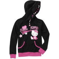 Hello Kitty Girls' Graphic Hoodie
