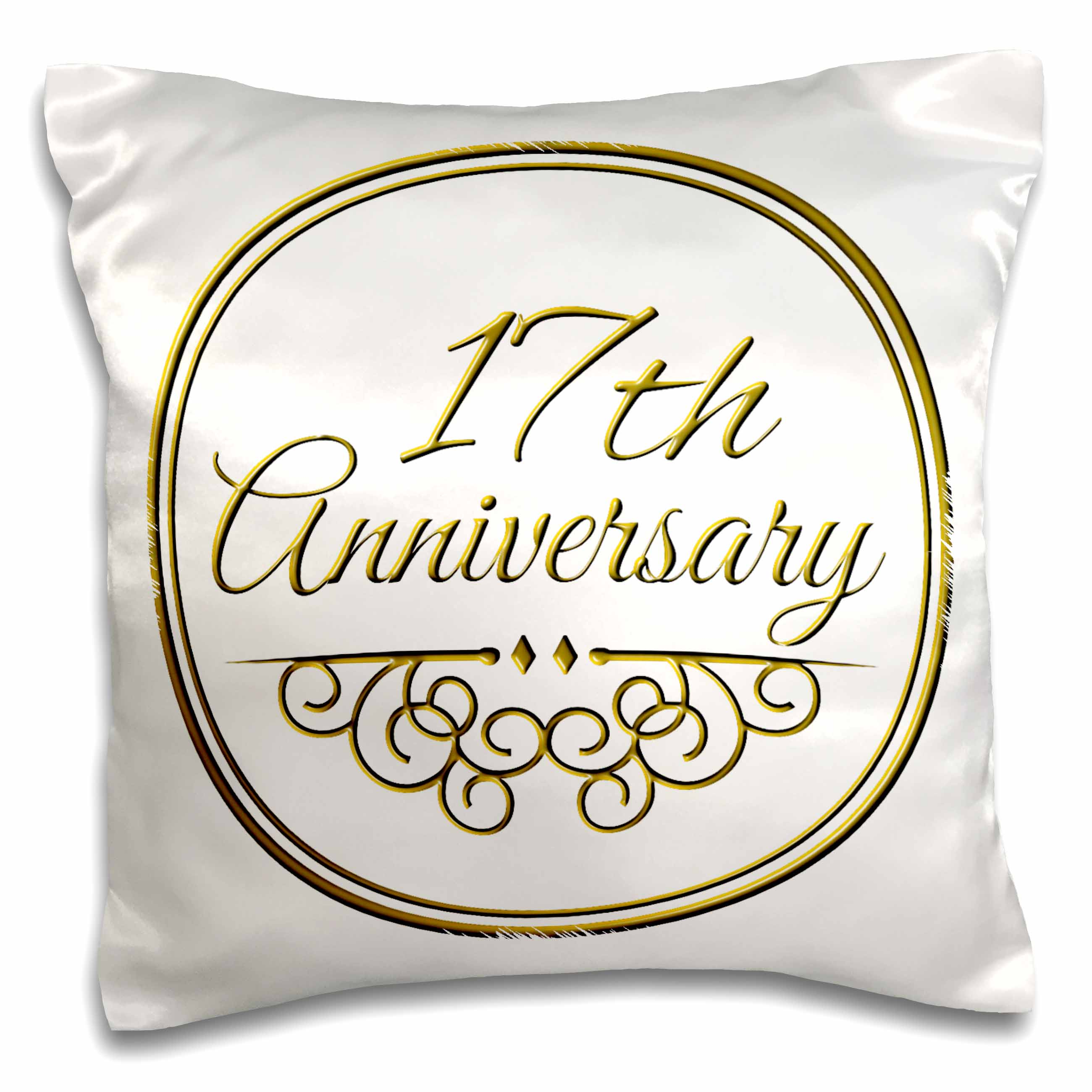 3drose 17th anniversary gift