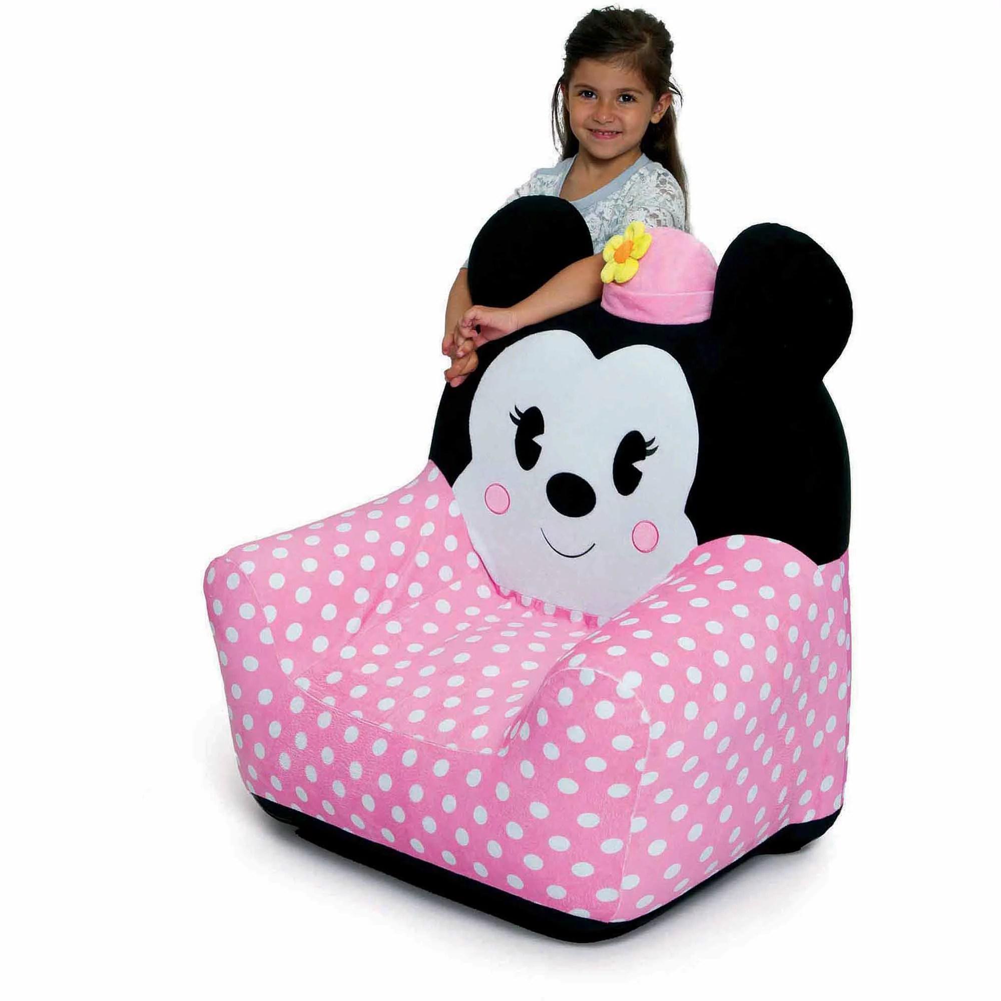 minnie mouse chair walmart frank gehry cardboard chairs disney club com