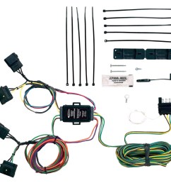 hopkins towing solution 56000 plug in simpler vehicle to trailer wiring harness walmart com [ 1500 x 1313 Pixel ]