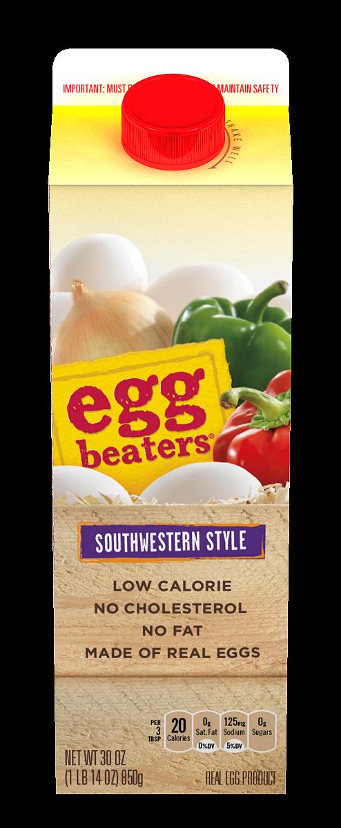 Egg Beaters Southwestern Style Real Egg Product 30 oz