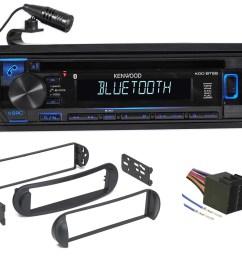 kenwood cd radio receiver w bluetooth iphone for 99 10 volkswagen vw beetle walmart com [ 1700 x 1478 Pixel ]
