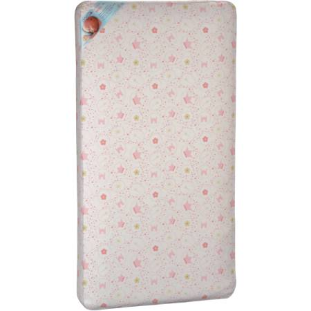 Kolcraft Pediatric 800 Toddler And Crib Mattress Enchanted