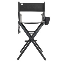 Tall Director Chair Over The Mannequin Stand Ubesgoo Hot Directors 30 Inch Canvas Seat Black Wood Makeup Folding Walmart Com