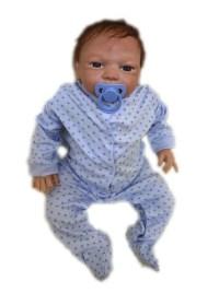 My Brittany's 22 Inch Brandon Baby Reborn Doll - Walmart.com