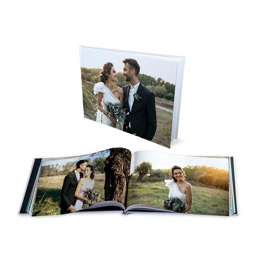 8×11 Hard Cover Photo Book