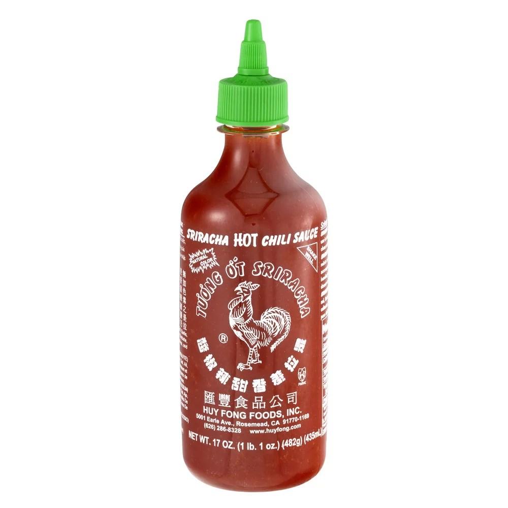 Huy Fong Sriracha Hot Chili Sauce 170 OZ Walmartcom