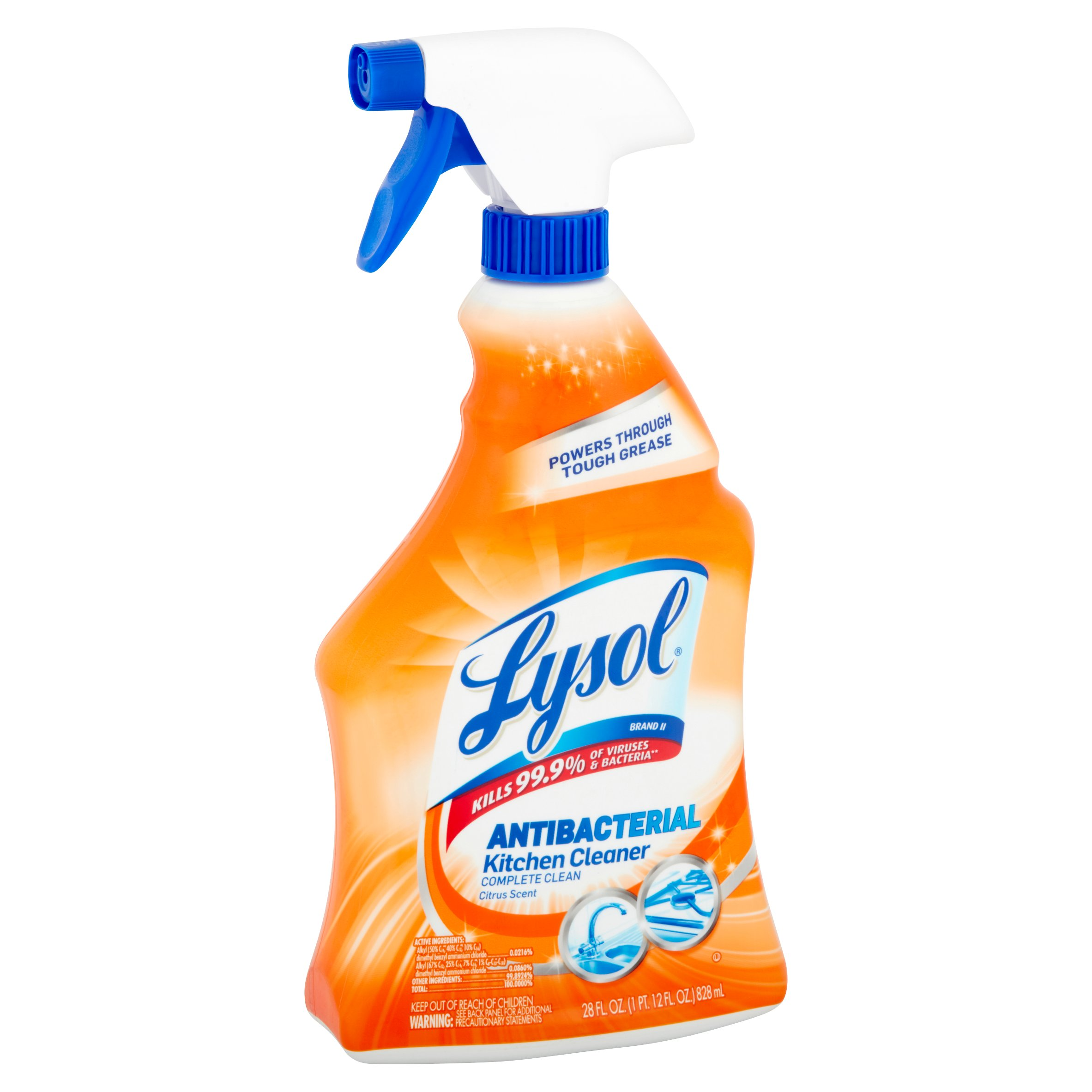 lysol antibacterial kitchen cleaner motion sensor faucet msds sheet diydry co