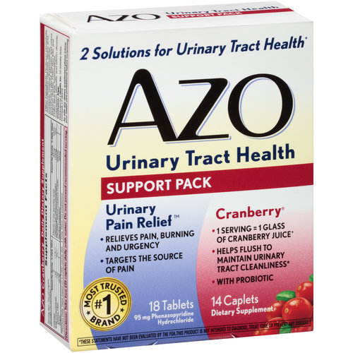 UPC 787651760001 - AZO Urinary Support Pack UPR and ...