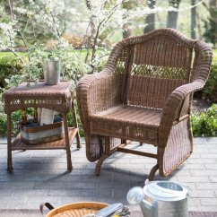 Walmart Glider Chair Small Table And Chairs For Kitchen Uk Coral Coast Casco Bay Resin Wicker Outdoor Com