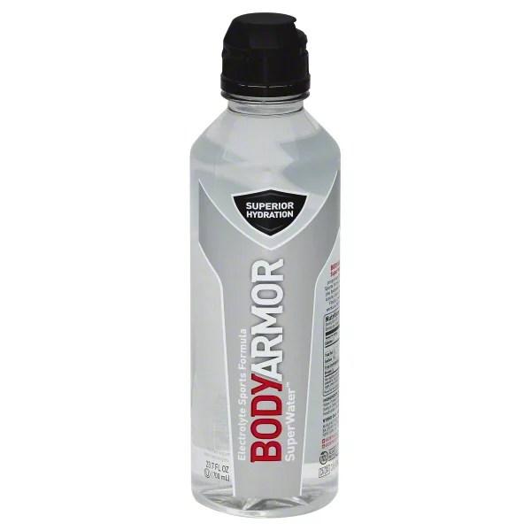 BodyArmor Nutrition BodyArmor SuperWater 23.7 oz ...