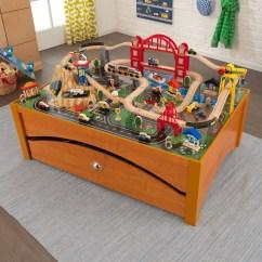 Thomas The Train Table And Chairs Wheelchair Kijiji Wooden Railway Set Imaginarium