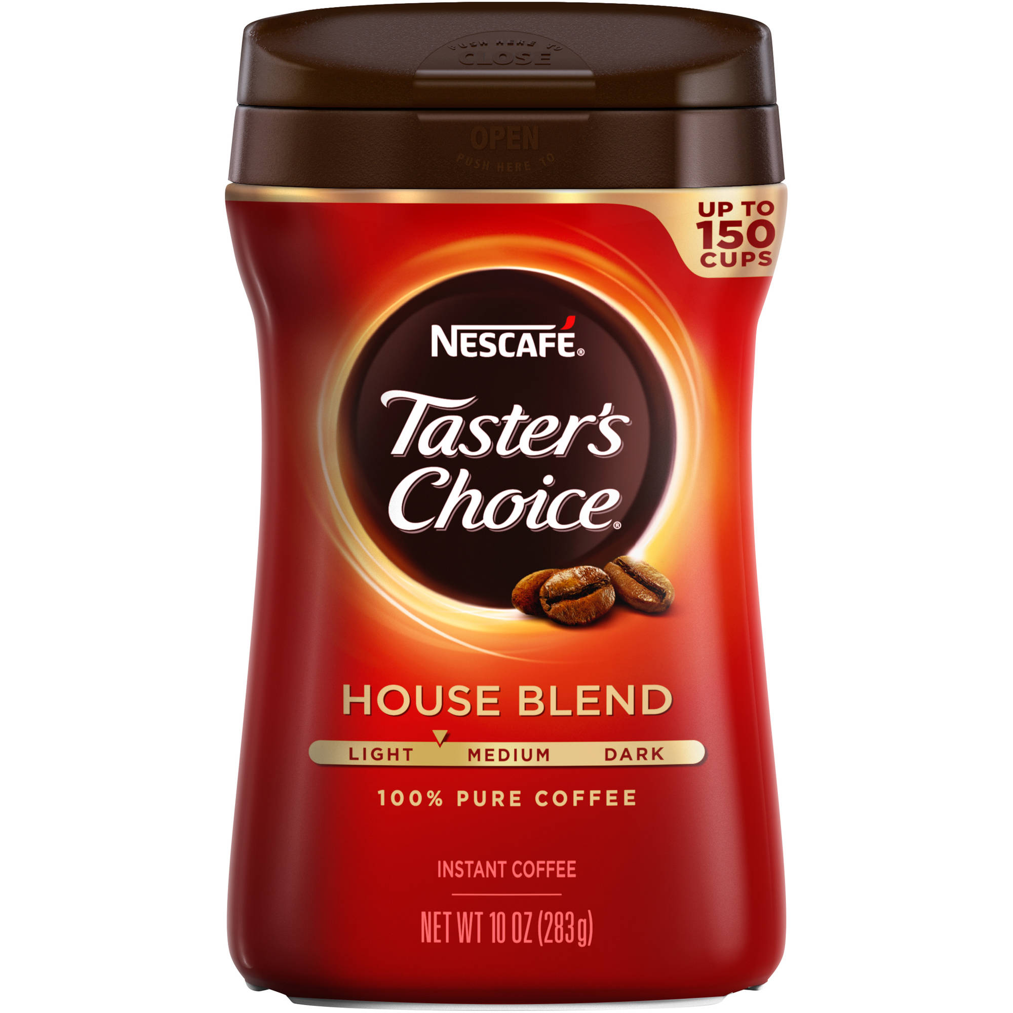 Nescafe Taster39s Choice House Blend Instant Coffee 10 oz
