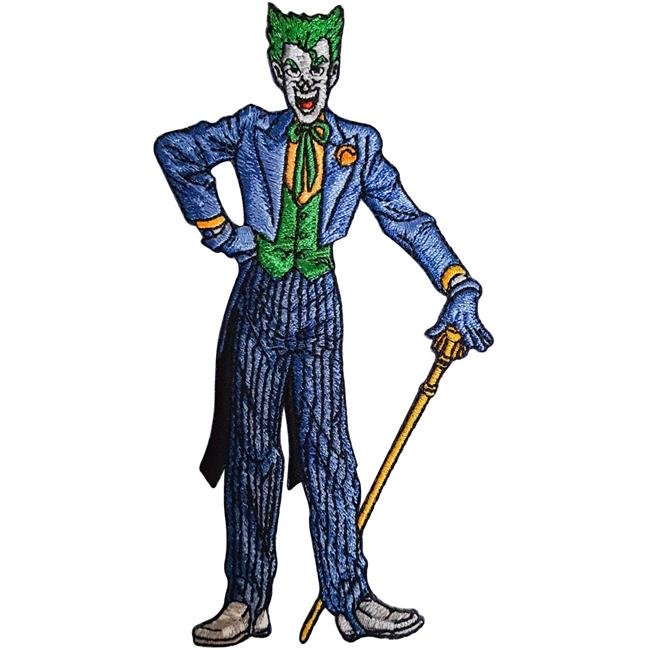 C & D Visionary P-DC-18 Joker Stand-Patch DC Comics