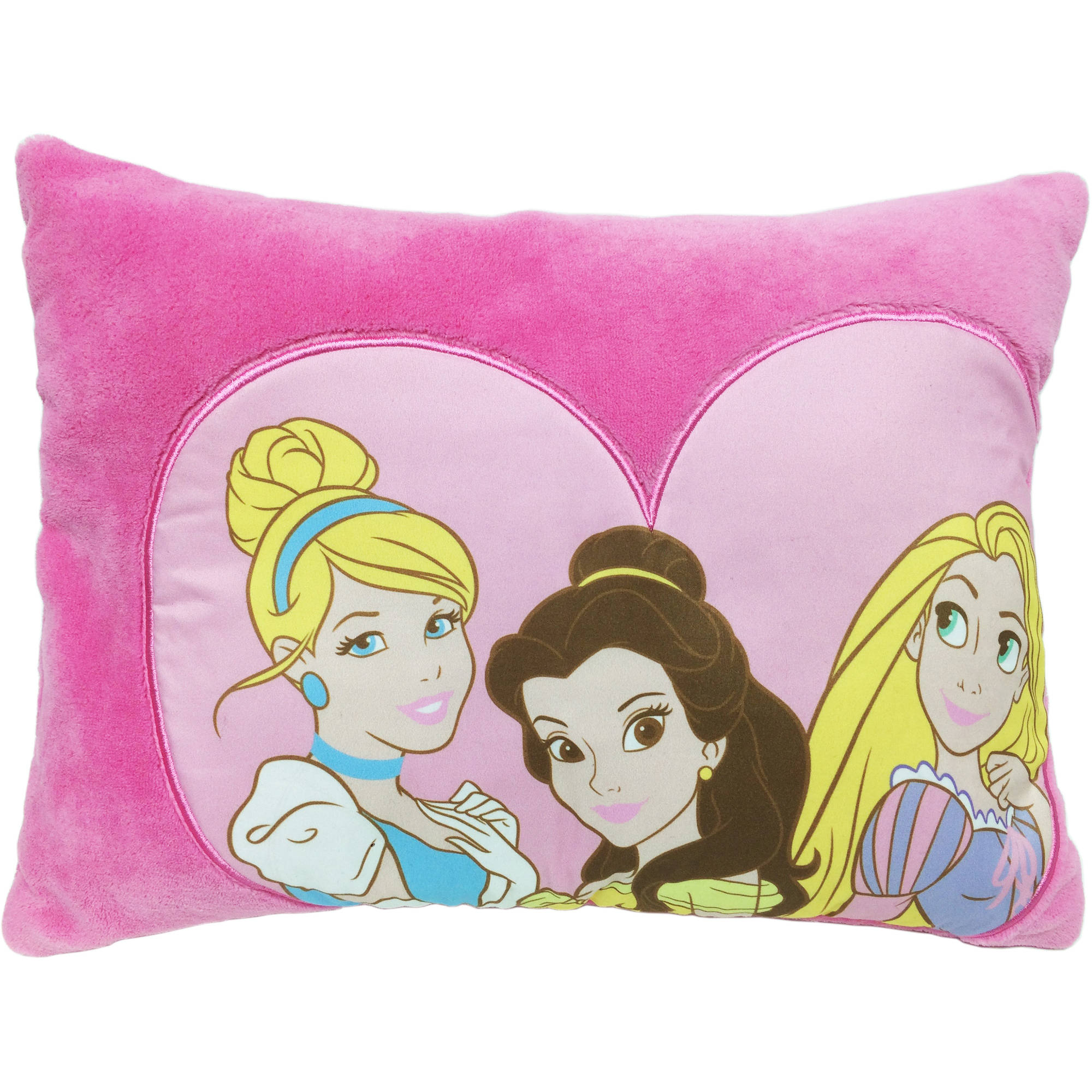 Disney Princess Decorative Pillow