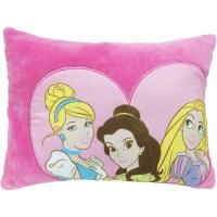 Disney Princess Decorative Pillow - Walmart.com