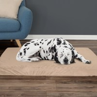 Orthopedic Dog Bed - Pet Bed Egg Crate and Memory Foam ...