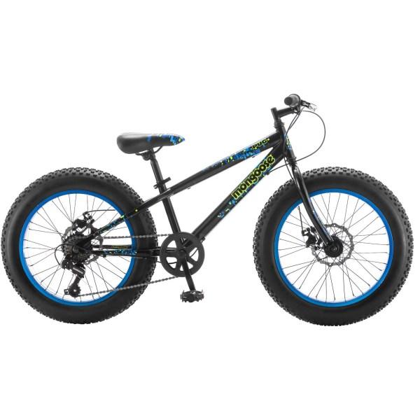 Mongoose Fat Tire Mountain Bikes Kids 20