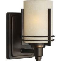 Forte Lighting 1 Light Wall Sconce - Walmart.com