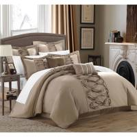 Nancy 12-Piece Bed in a Bag Comforter Set - Walmart.com