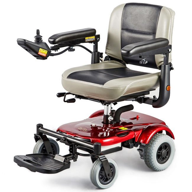 motorized easy chair ergonomic malaysia price merits ez go travel power electric wheelchair lightweight and easily disassembled walmart com