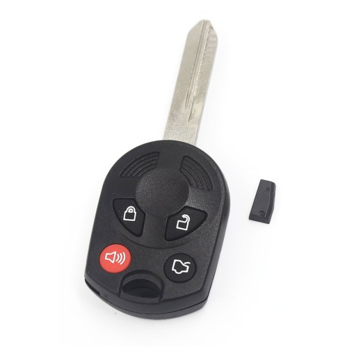 small resolution of new car keyless entry remote uncut head ignition key fob for oucd6000022 walmart com