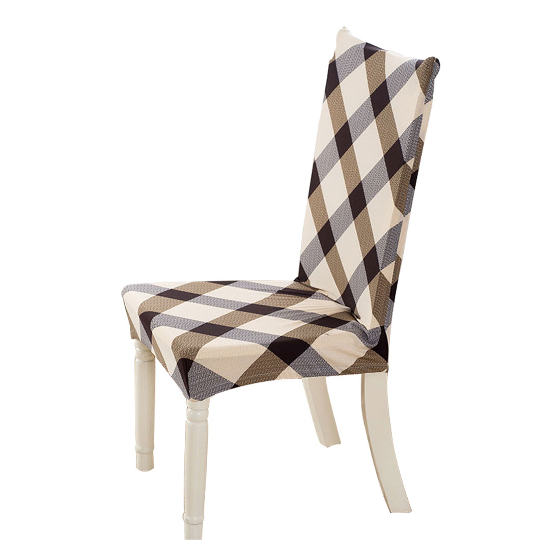 chair seat covers at walmart accent recliner chairs 4pcs removable stretchy slipcovers short dining room com