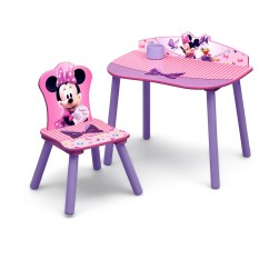 Minnie Table And Chairs Church Wholesale Disney Desk Chair Set Walmart Com Departments