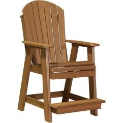 Adirondack Chairs Walmart Wicker Desk Chair Pottery Barn Poly Balcony