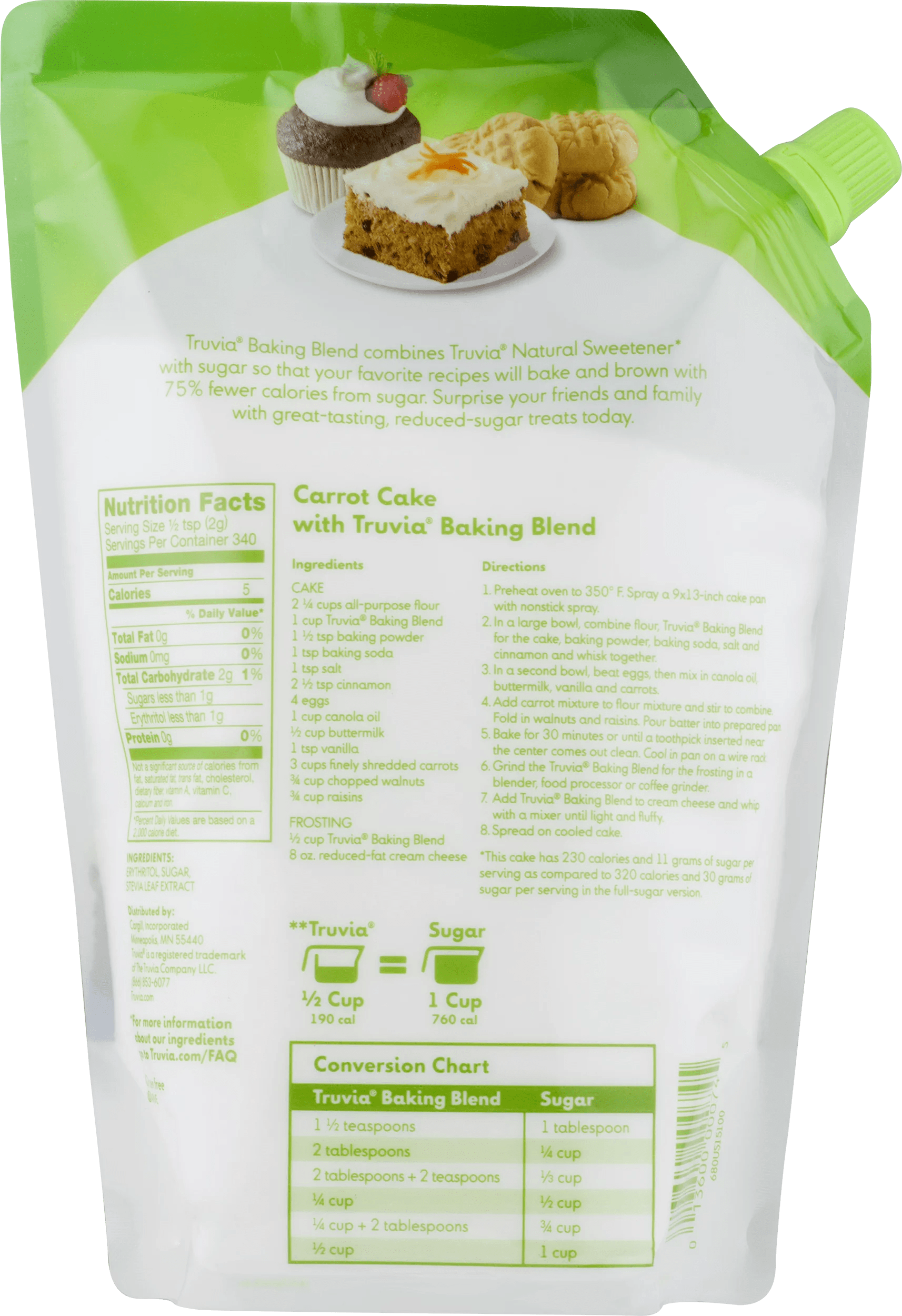 Brown Sugar Substitute Truvia