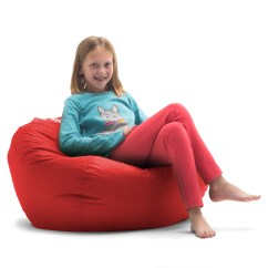 Big Joe Chairs Walmart Easy Diy Rocking Chair Cushions 98 Quot Round Bean Bag Multiple Colors