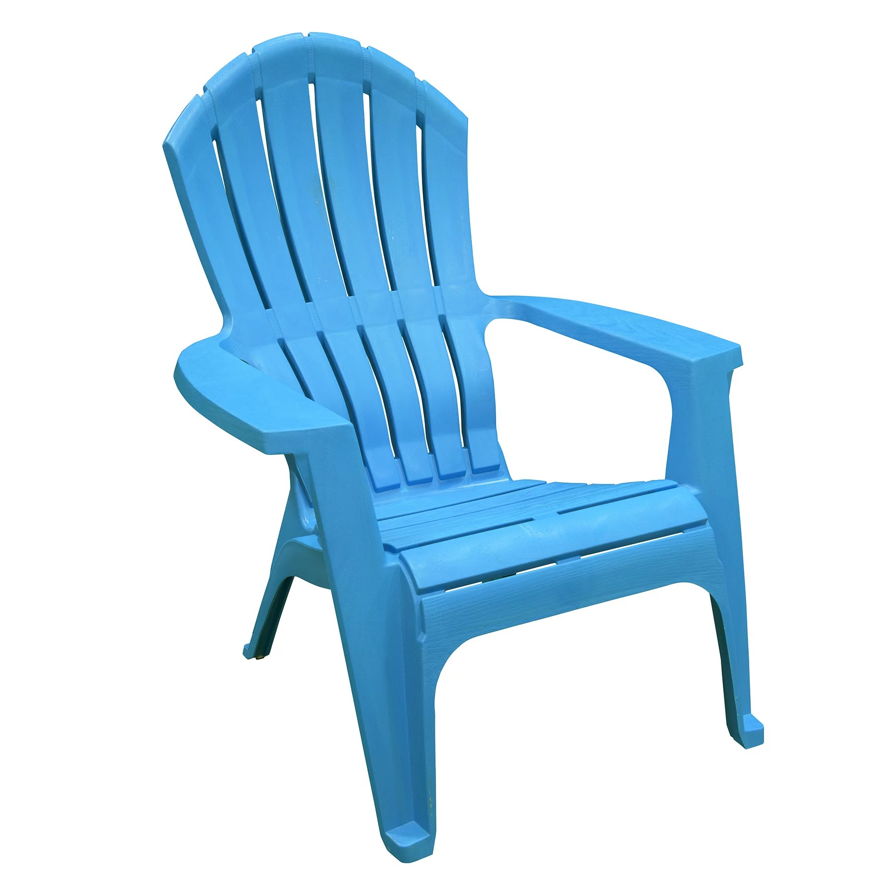 adams manufacturing adirondack chairs club realcomfort chair pool blue walmart