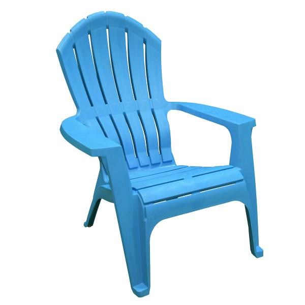 Adams Realcomfort Adirondack Chair - Pool Blue
