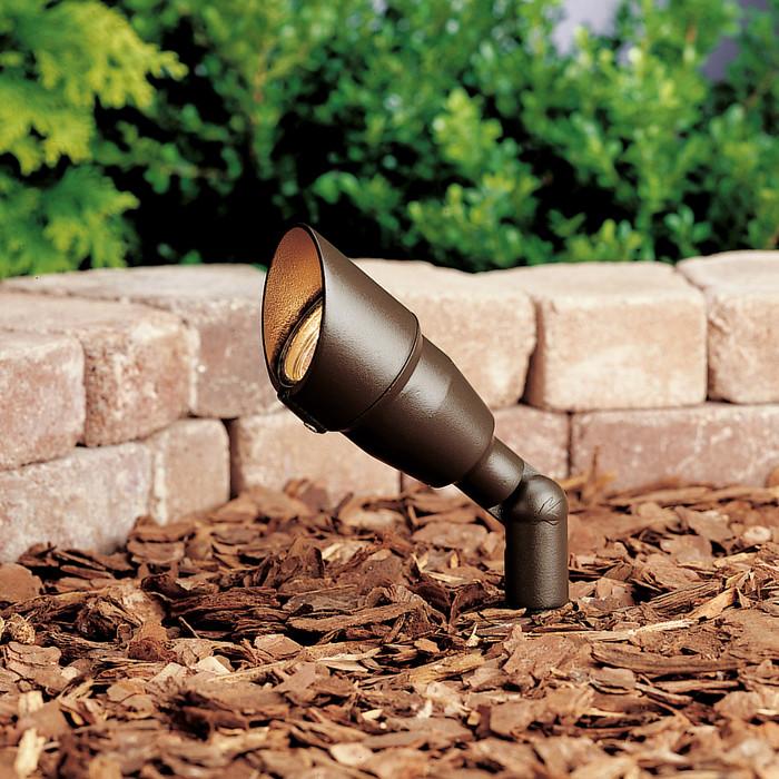 kichler 15374azt20l mini accent low voltage lighting